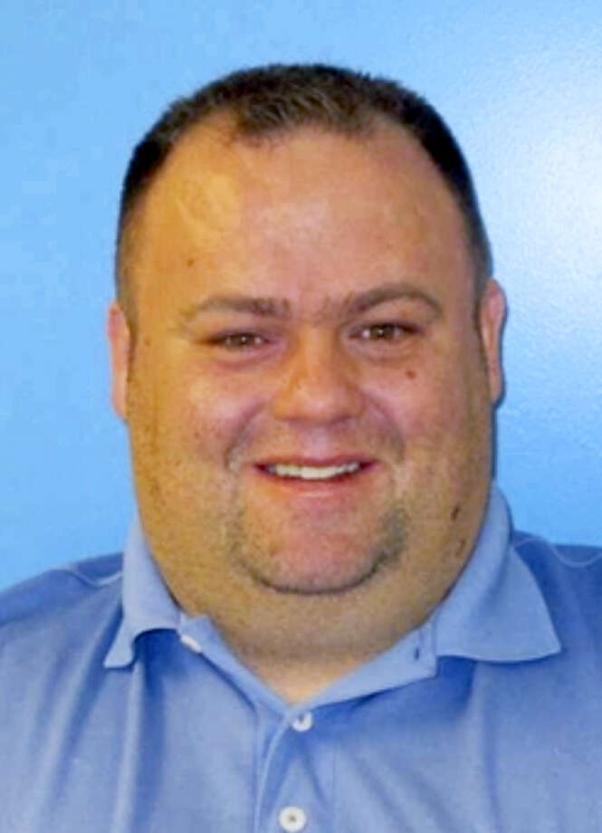 This is an undated photograph provided by the Park County, Colo., Sheriff's Department of Nate Carrigan, a corporal with the department who was shot and killed while serving an eviction notice with two other officers to a man in Bailey, Colo., early on Wednesday, Feb. 24, 2016. Authorities say the man, who lost ownership of the home two years ago, opened fire on the law officers as they entered the home and tried to serve the notice near the Colorado mountain community. Photo: Park County, Colo., Sheriff's Department Via AP / Park County, Colo., Sheriff's Department