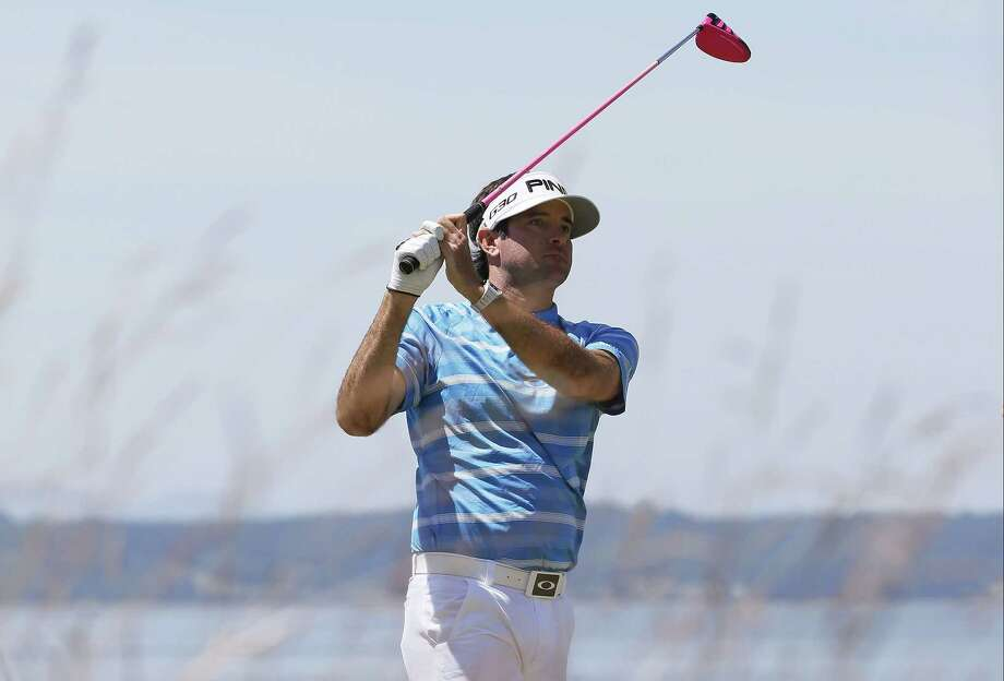 Bubba Watson says the Travelers Championship field has always gotten better. Photo: Matt York — The Associated Press  / AP