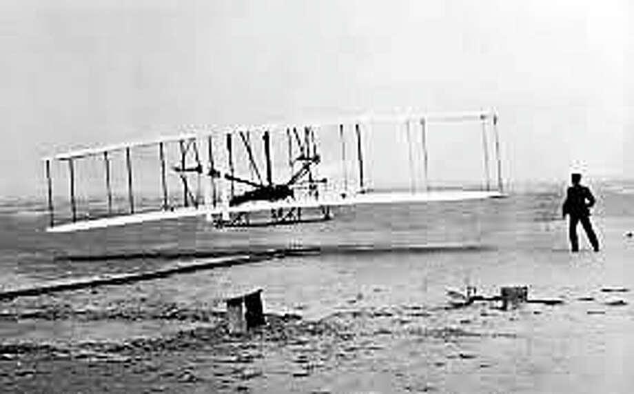 Kitty Hawk, 1902 Photo: AP IMAGE