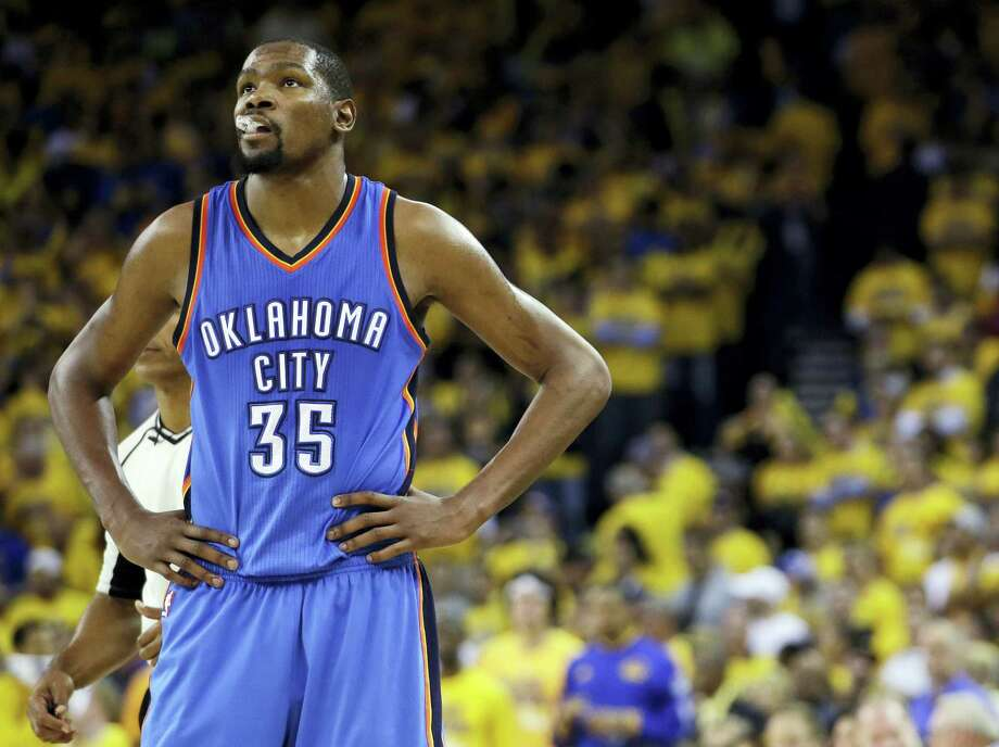 Kevin Durant. Photo: The Associated Press File Photo  / AP