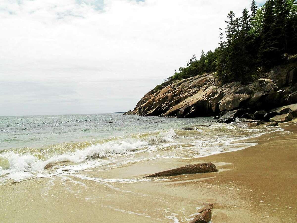"""Contributed photo """"Sand Beach, Acadia"""" by Steve Eazarsky."""