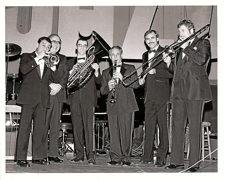 Contributed photo Galvanized Jazz Band are joining the lineup for Music Mountain's jazz concert series this summer. Photo: Journal Register Co.