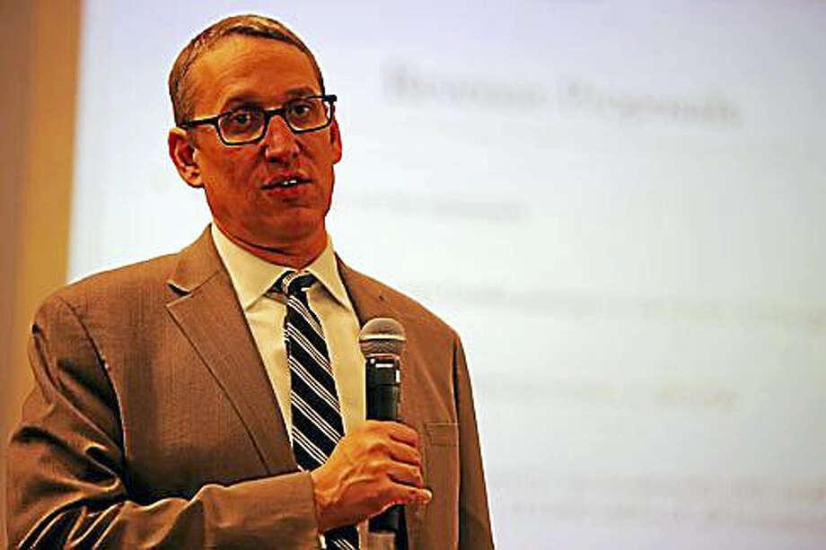 Connecticut Office of Policy and Management Secretary Ben Barnes Photo: Christine Stuart Photo, Via CTNJ