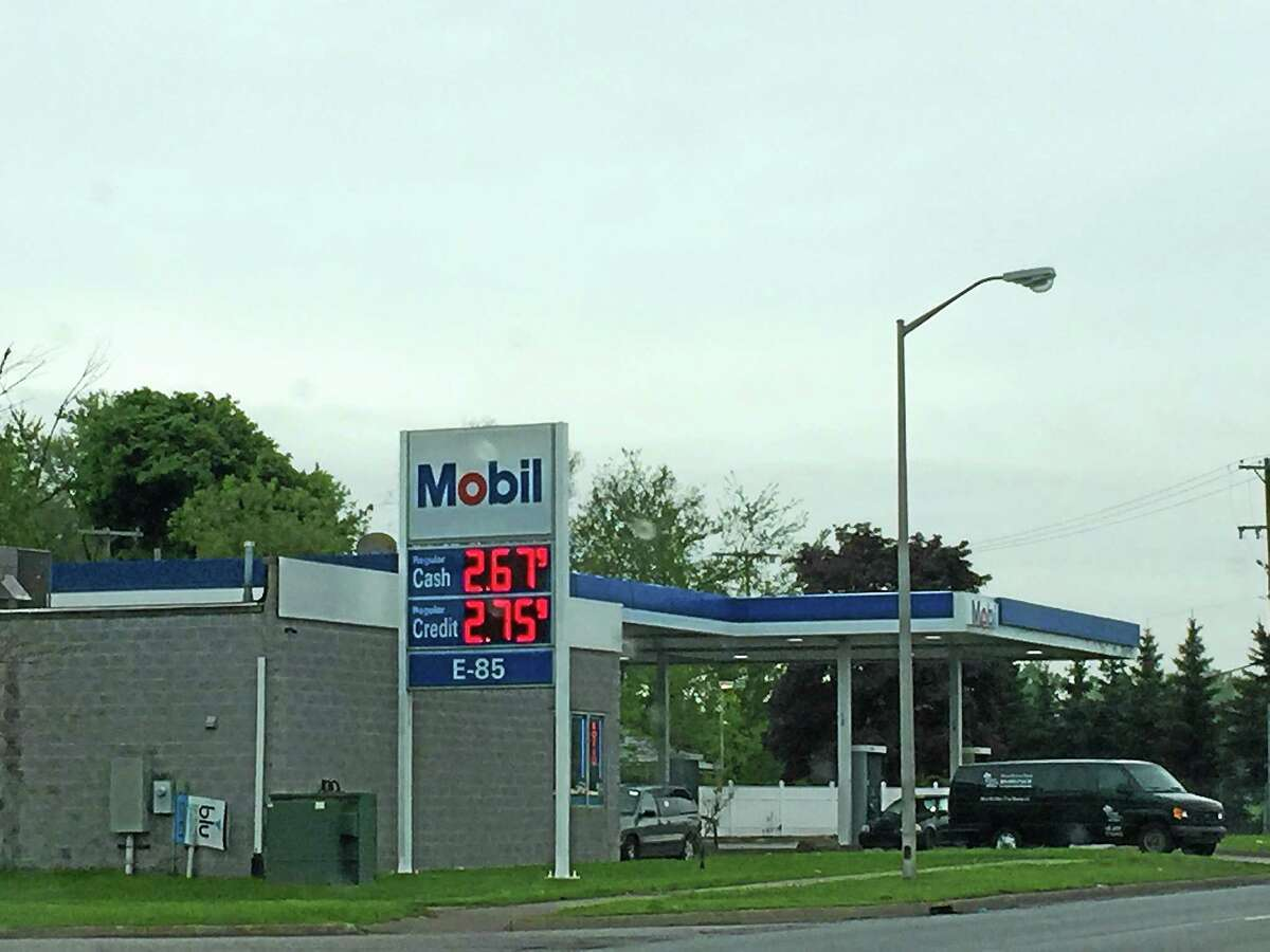 Gas prices are on the rise in Connecticut even as they continue to fall nationwide. That could affect travel for Connecticut residents headed out of state for summer holidays.