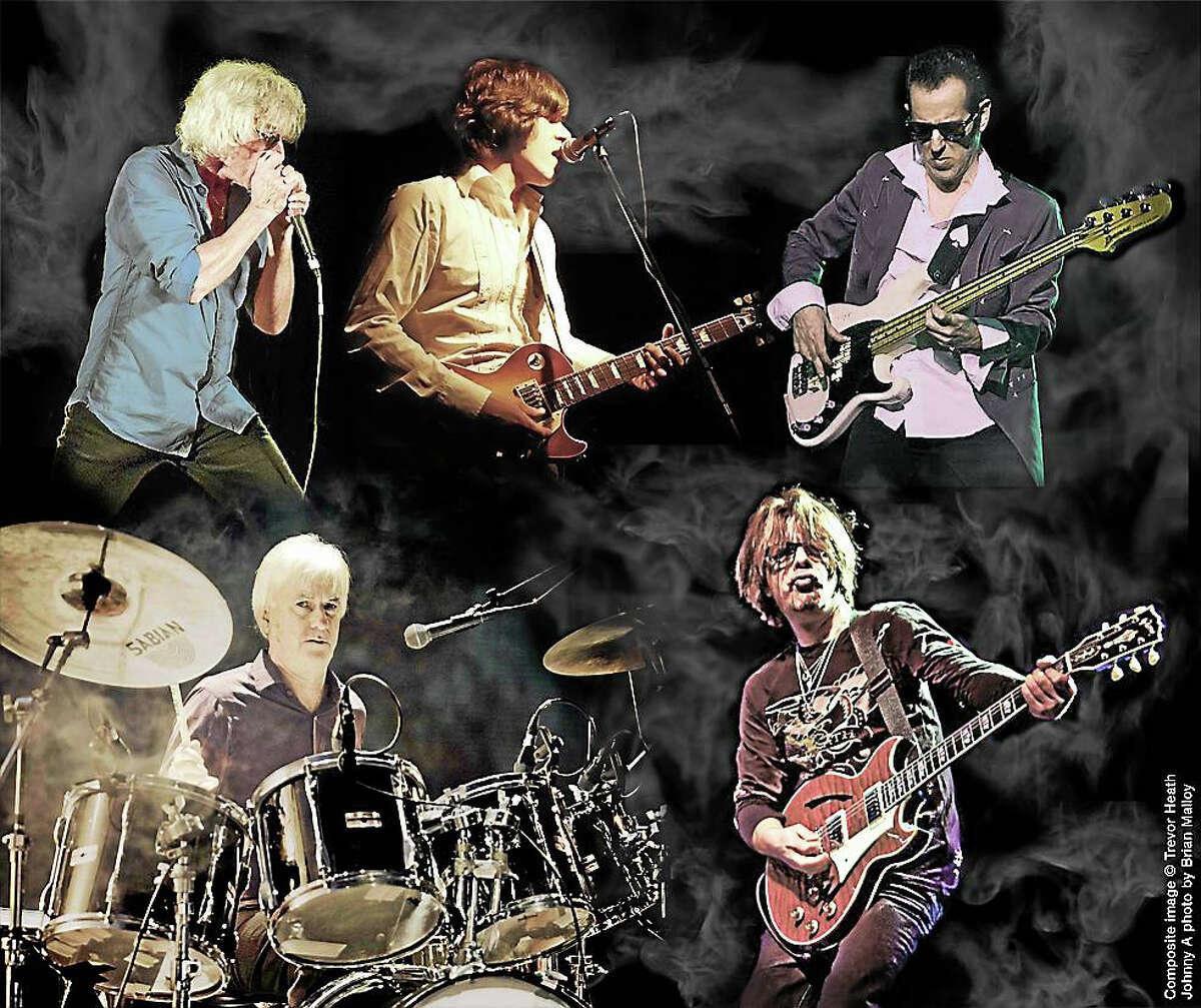 Photo credit: Trevor HeathThe Yardbirds perform at Infinity Hall in Norfolk Oct. 30.