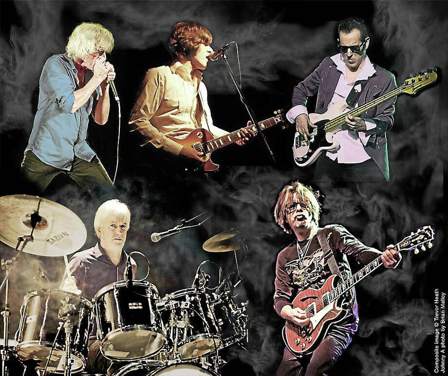 Photo credit: Trevor HeathThe Yardbirds perform at Infinity Hall in Norfolk Oct. 30. Photo: Journal Register Co.