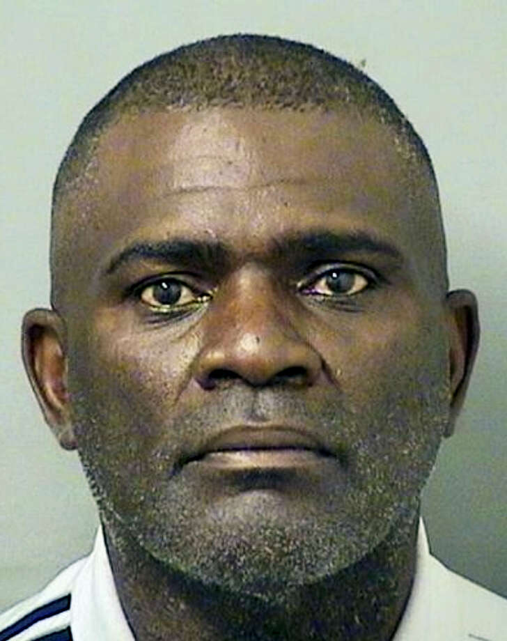 This booking photo provided by the Palm Beach County Sheriff's Department shows ex-NFL football player Lawrence Taylor, who was arrested Friday on a DUI charge. Photo: Palm Beach County Sheriff's Department Via AP  / Palm Beach County Sheriff's Department
