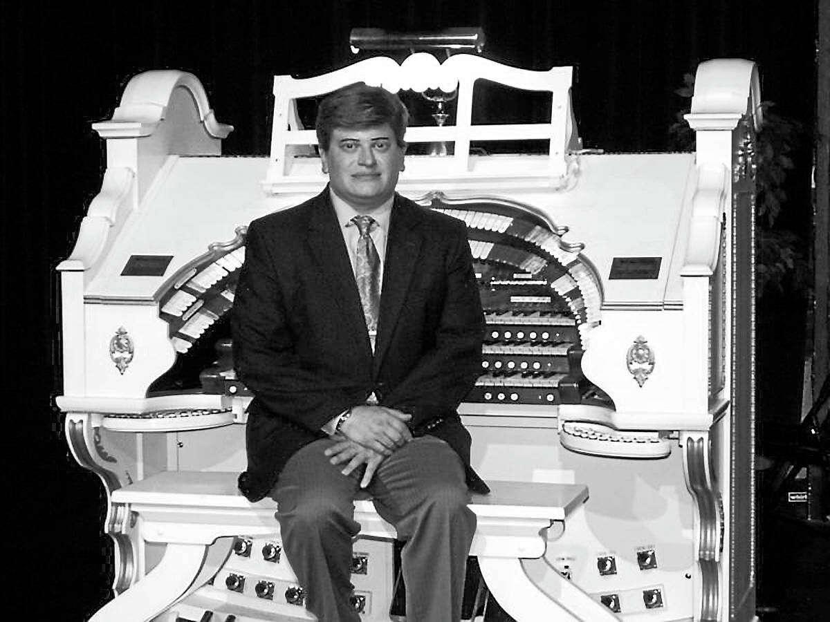 "Contributed photoJuan Cardona Jr. will perform on the organ during the screening of ""Phantom of the Opera"" starring Lon Chaney Jr. at the Thomaston Opera House."