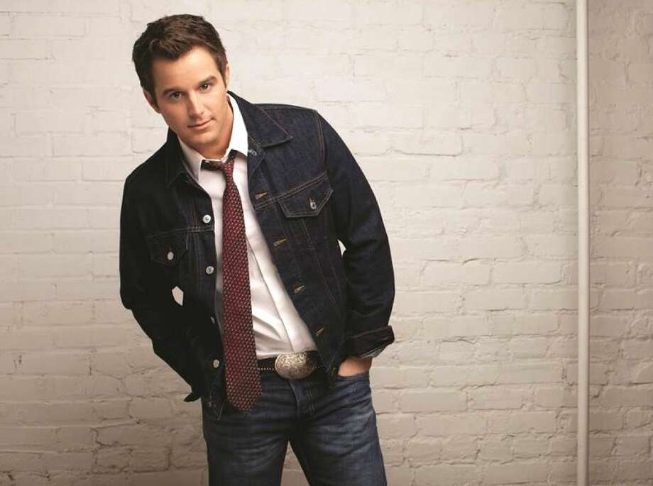 Contributed photo Country music singer Easton Corbin is set to perform at Indian Ranch in Webster Massachussetts on Sunday afternoon July 12. He is on a U.S. tour in support of his third studio album, ìAbout To Get Real,î which is scheduled to be released on June 30. Photo: Journal Register Co.