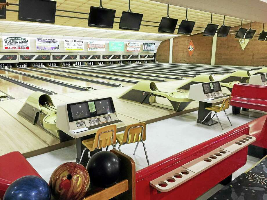 PHOTO BY BEN LAMBERT Sky Top Lanes in Torrington, which has been in operation for 49 years, is set to close on May 3. Photo: Journal Register Co.