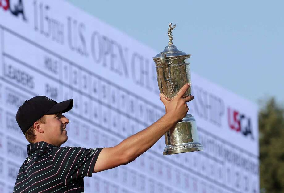 Jordan Spieth has won the first two major tournaments of the year. Photo: Charlie Riedel — The Associated Press  / AP