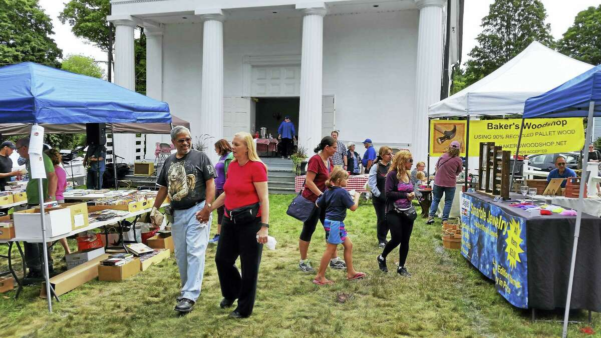 About 1,000 people attended the 72nd annual Colebrook Fair Saturday.