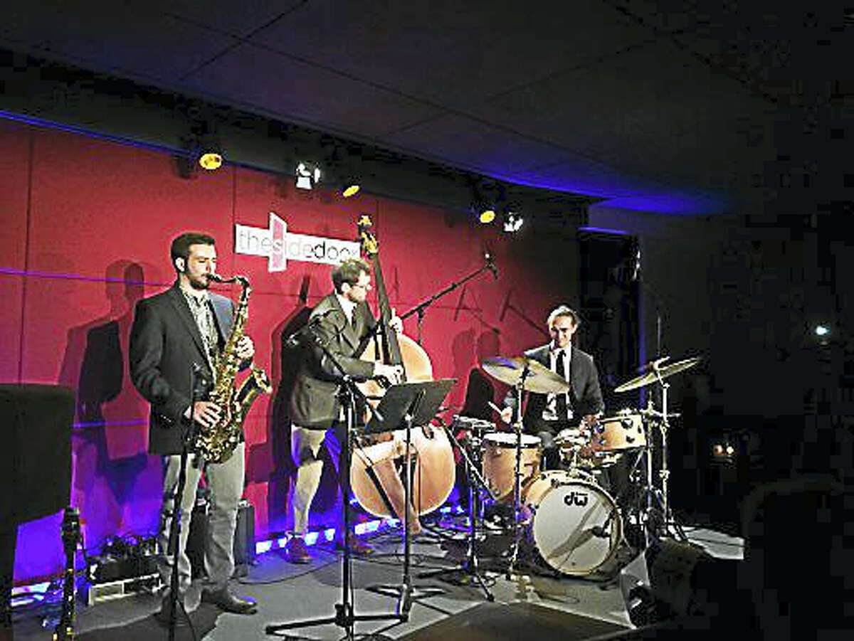 Contributed photoThe Mike Casey Trio performs at the Mattatuck Museum July 7.