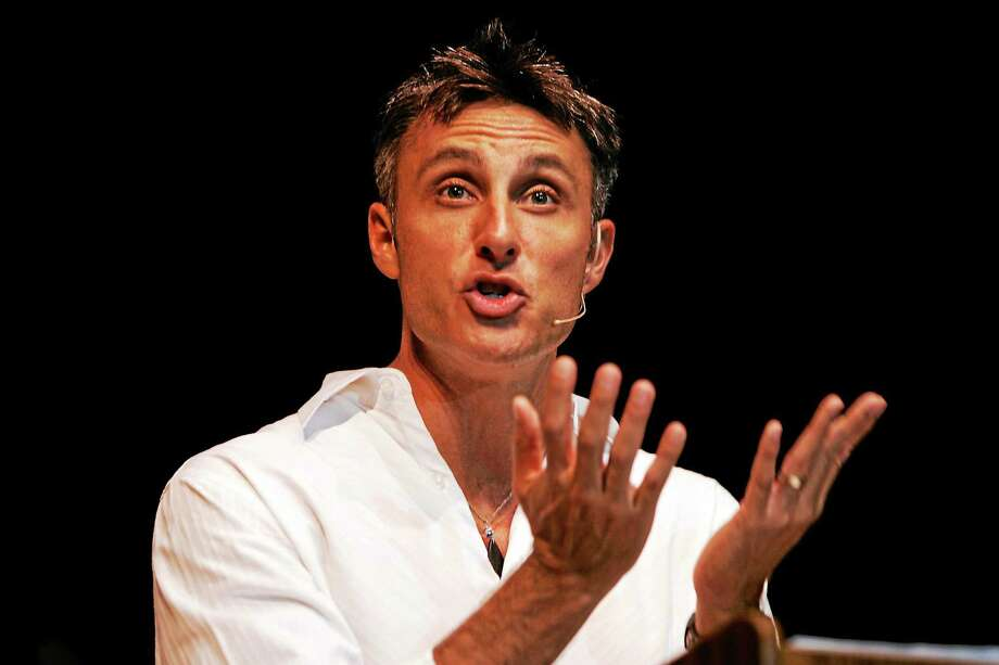 Pictured is ullian Tchividjian, Billy Graham's grandson. Photo: AP Photo/Wilfredo Lee  / AP2007