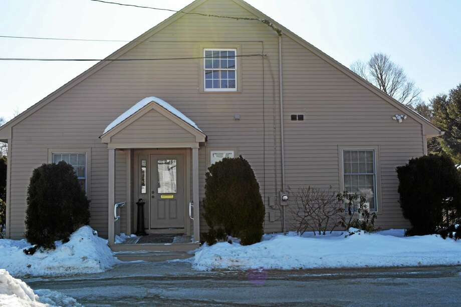 New Beginnings is located at 21 Prospect St. in Torrington. Photo: Amanda Webster — The Register Citizen