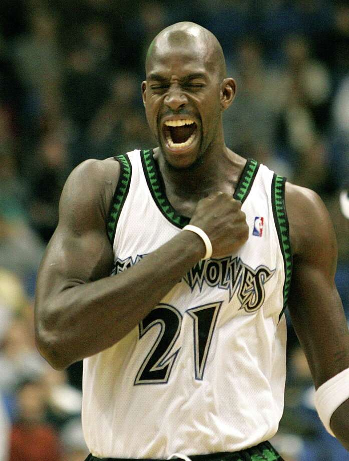 The Minnesota Timberwolves are sending forward Thaddeus Young to the Brooklyn Nets for Kevin Garnett. Photo: Andy King — The Associated Press File Photo  / AP