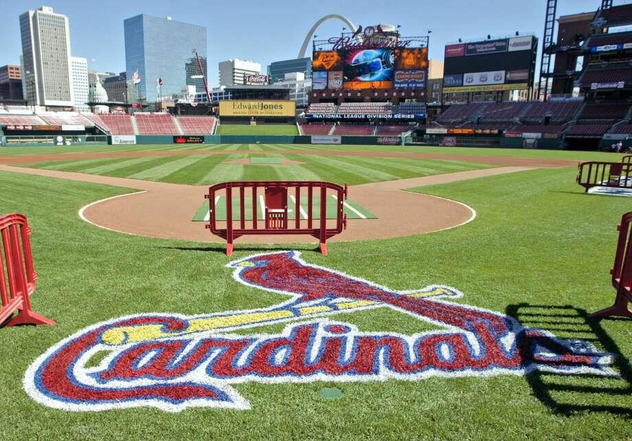 The St. Louis Cardinals remain atop David Borges' MLB rankings again this week. Photo: The Associated Press  / AP