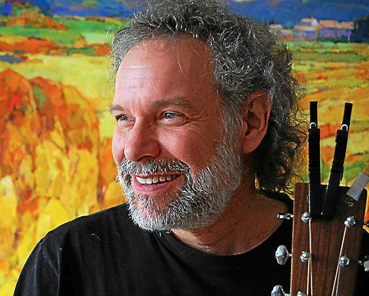 Contributed photo John Gorka is playing at Bridge Street Live in Collinsville next month.