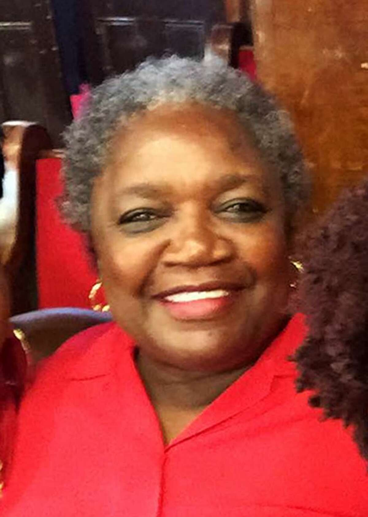This Sunday, June 14, 2015 photo provided by Najee Washington shows her grandmother Ethel Lance of Charleston, S.C. Lance, 70, was one of nine people killed Wednesday, June 17, 2015, when a white man opened fire during a prayer meeting inside a historic black church in Charleston. (Courtesy of Najee Washington)