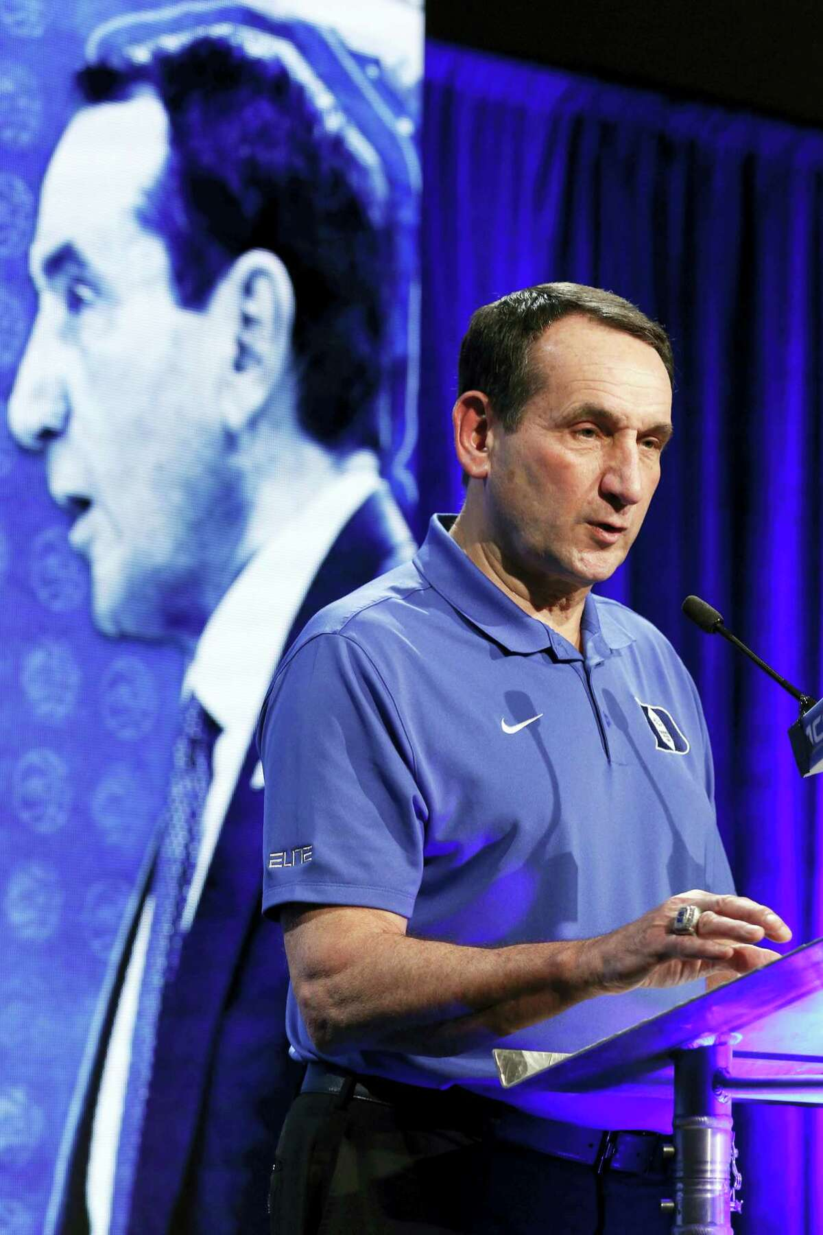 Duke is the runaway choice for No. 1 in The Associated Press preseason Top 25.
