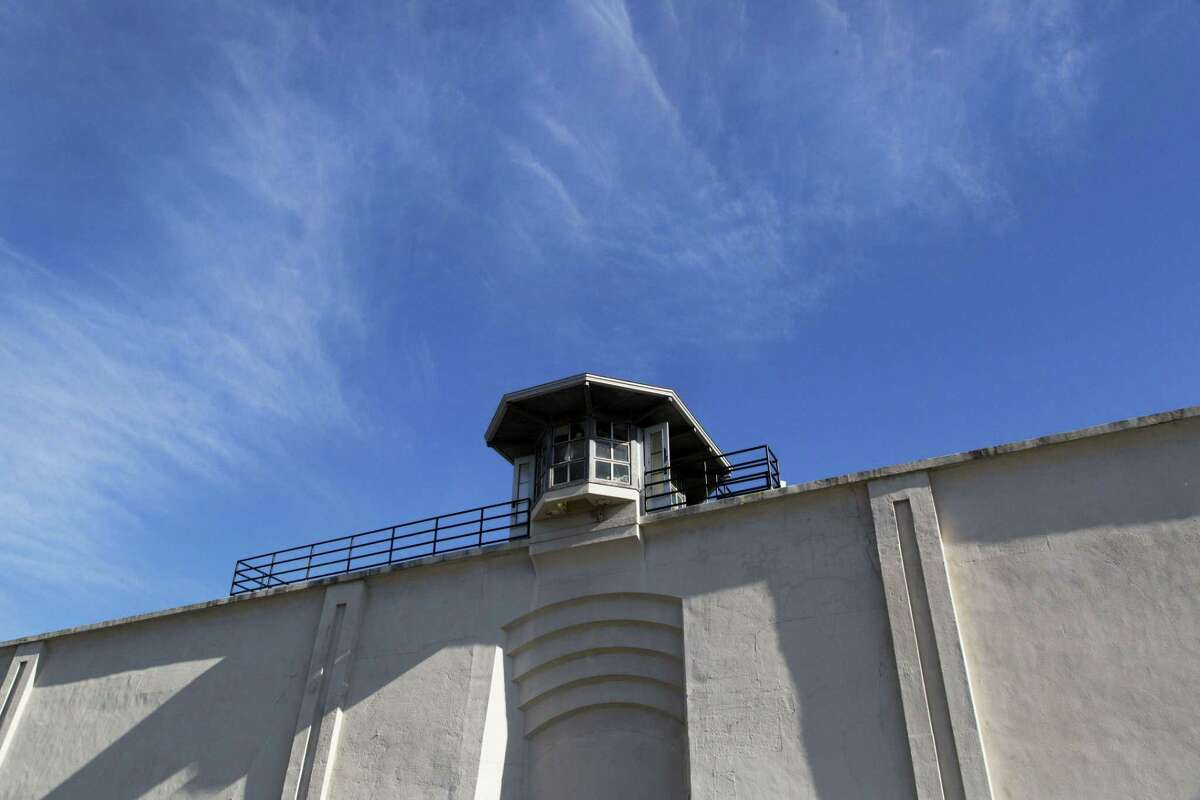 The Clinton Correctional Facility is shown, Wednesday, June 17, 2015 in Dannemora, N.Y. Search teams are back in the woods of northern New York looking for two convicted murderers who broke out of the maximum-security prison a week and a half ago. More than 800 law enforcement officers are in the 12th day of searching for David Sweat and Richard Matt. (AP Photo/Mark Lennihan)
