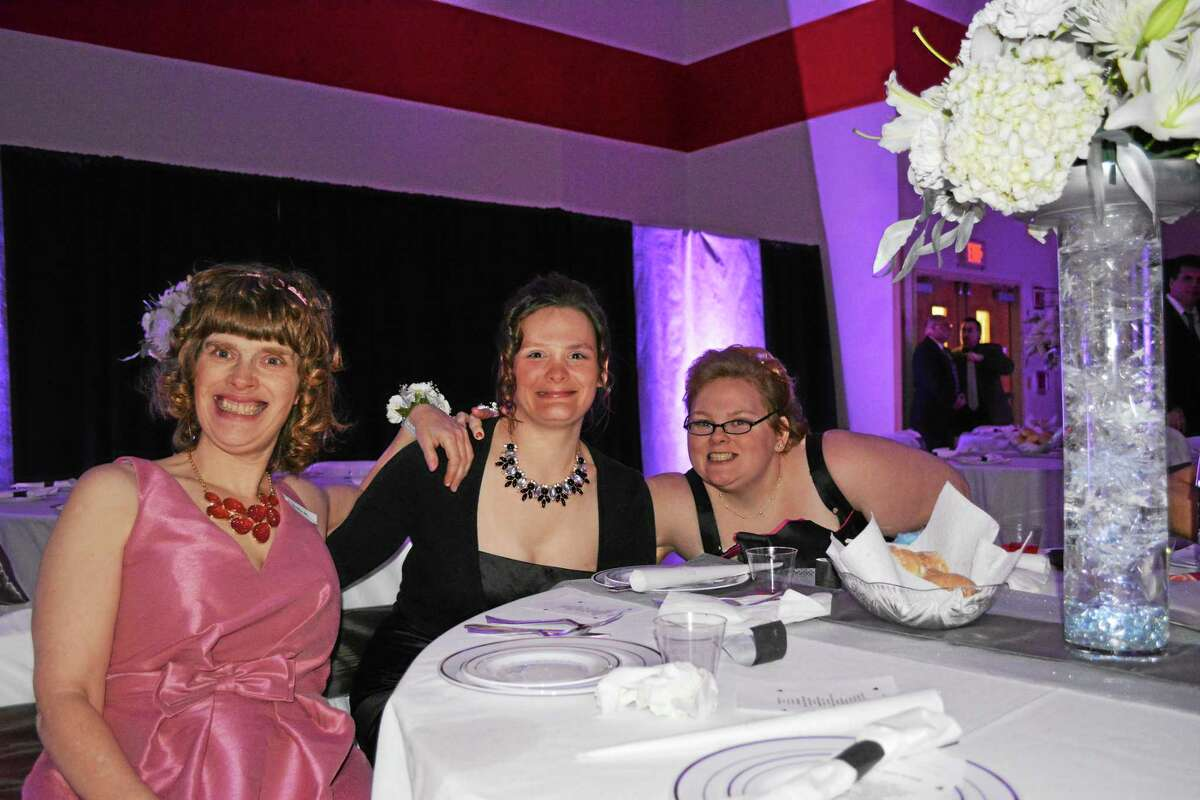 Faith Church in New Milford hosted A Night to Shine prom for people with special needs Friday night, giving more than 300 guests the red-carpet treatment.