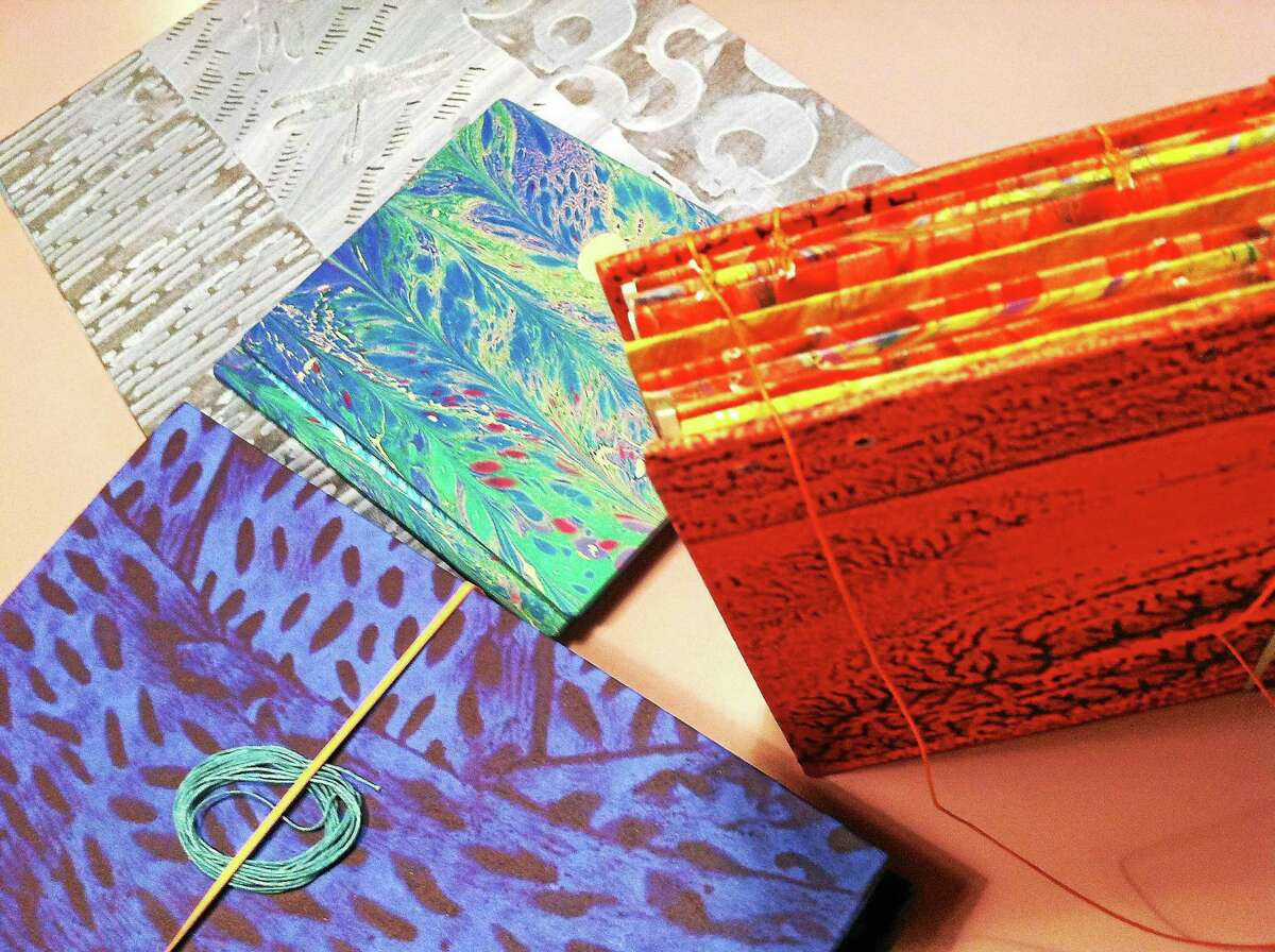 Contributed photoArt journals are the theme of an upcoming workshop at Gallery 25 in New Milford.