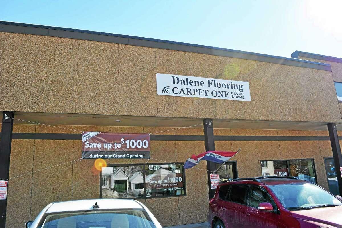 Dalene Flooring celebrated the opening of its new showroom Friday.