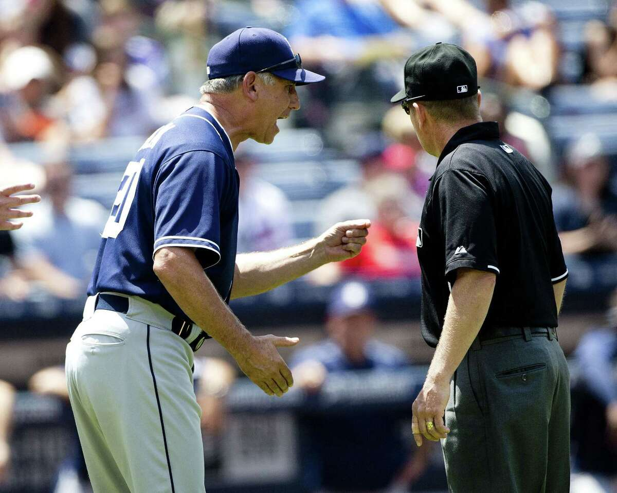The San Diego Padres have fired manager Bud Black.