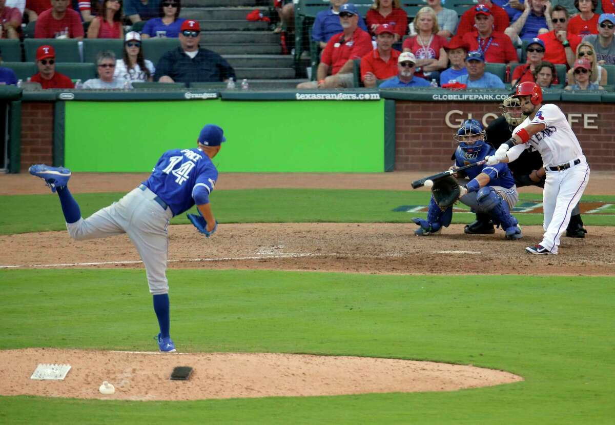 David Price delivers a pitch for the Blue Jays on Monday.