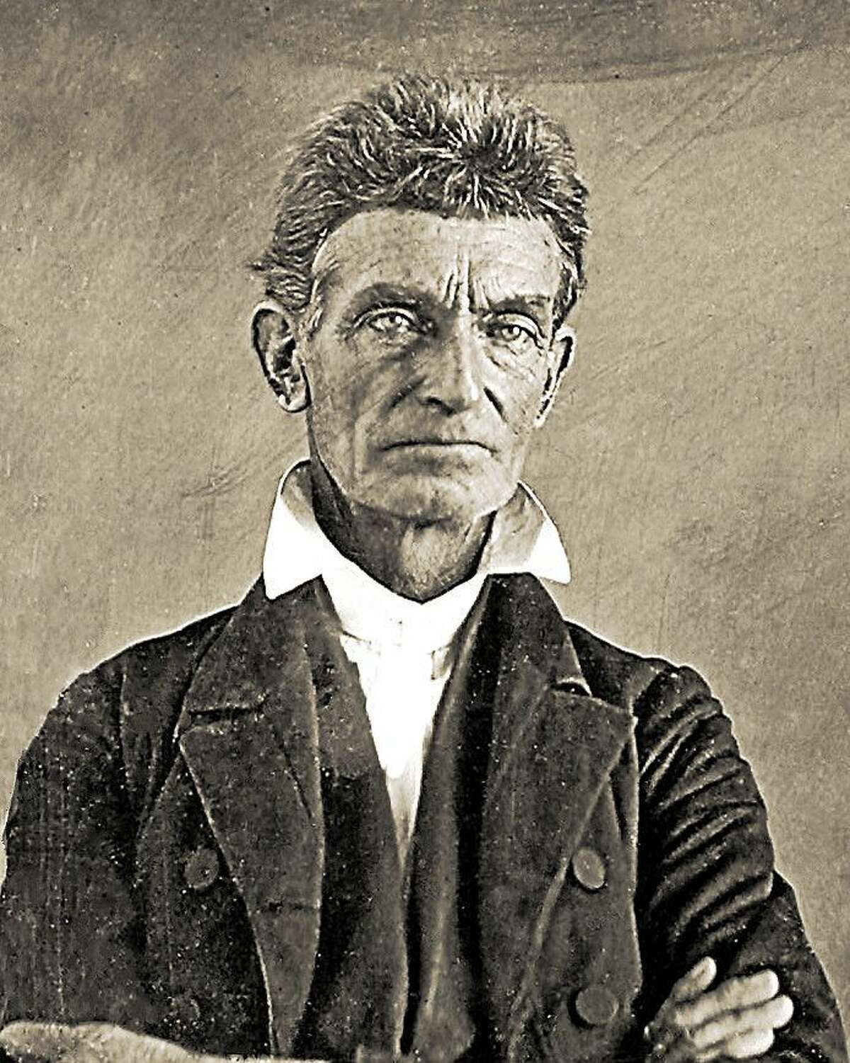 John Brown, who made his mark as an abolitionist, was born in Torrington and educated in Litchfield.