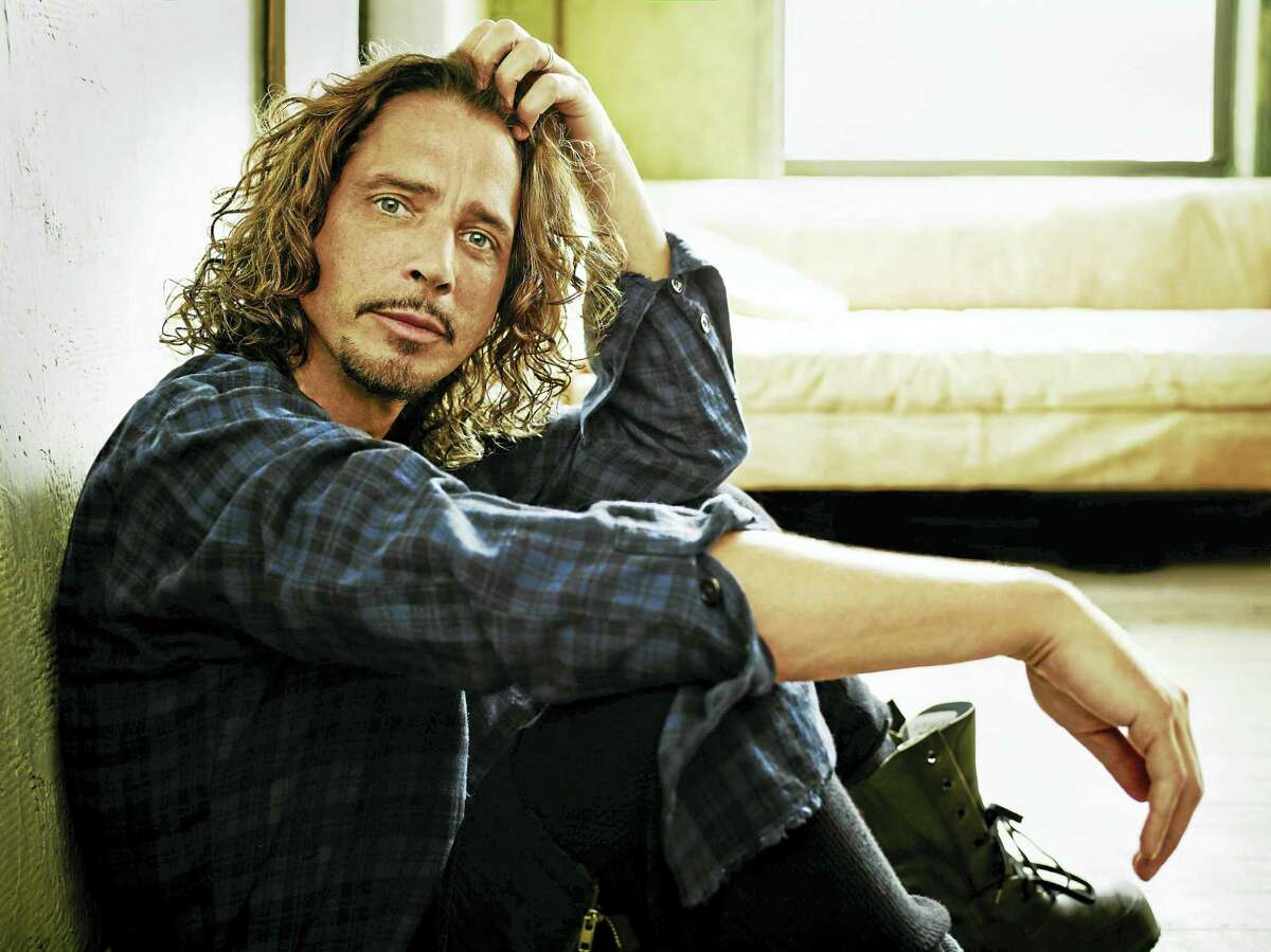 Chris Cornell is coming to Waterbury's Palace Theater.
