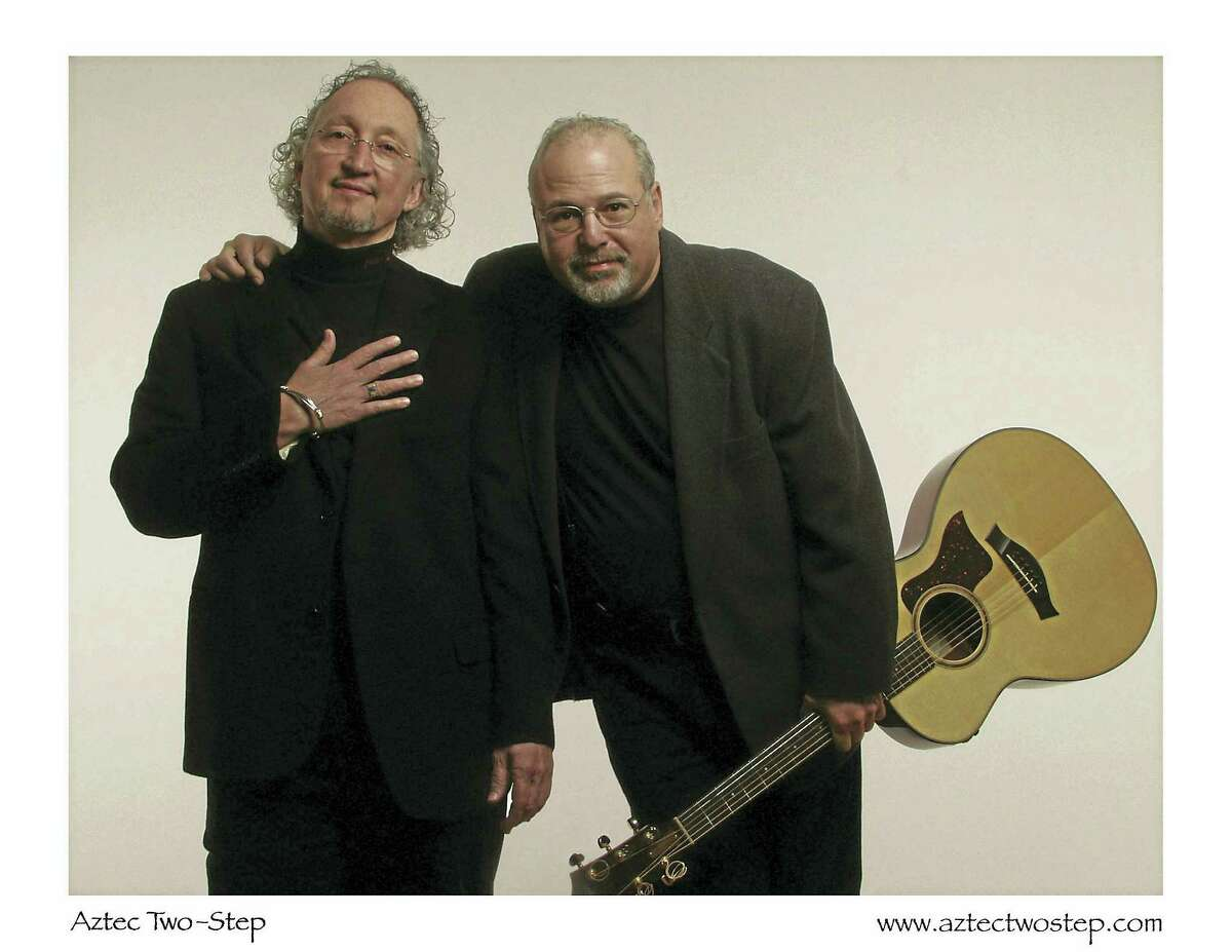 Contributed photo Aztec Two-Step continues to share their treasured music with audiences near and far; on Nov. 4, they'll play Infinity Music Hall in Hartford.