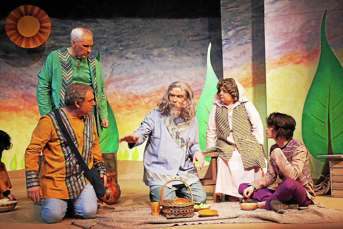Arts Council officials feel an economic study will make the already vibrant Northwest Corner cultural scene even more so. Here the Goshen Players present Two By Two: The Musical, earlier this year.