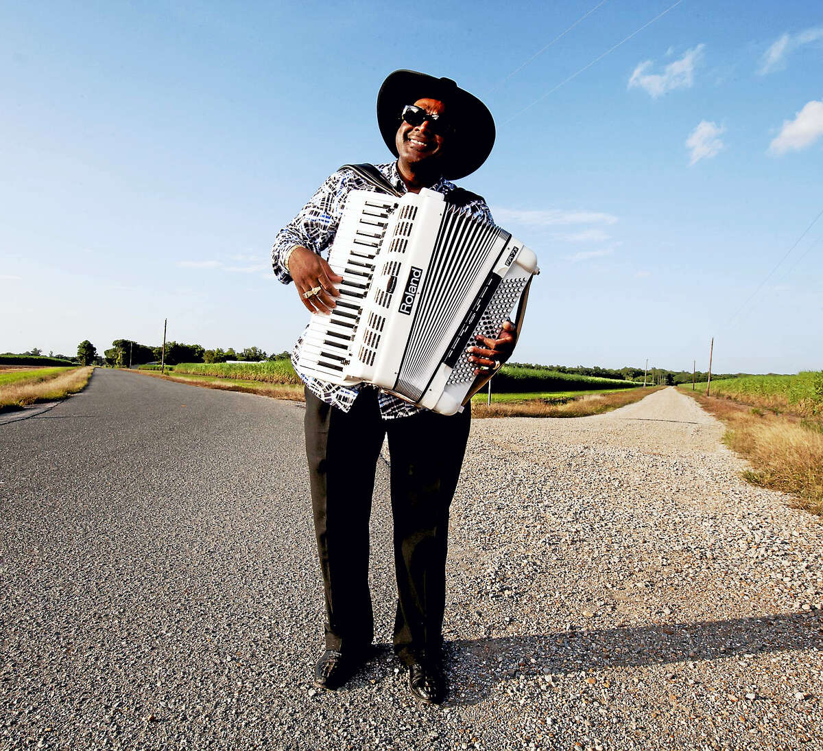 Nathan & the Zydeco Cha Chas are a longtime force in the zydeco world.
