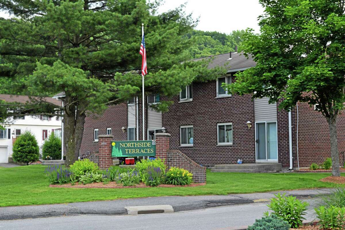 AMANDA WEBSTER — REGISTER CITIZEN The Northside Terraces apartments will receive a face lift in the next several months as the Planning and Zoning Commission approved a major renovation application.