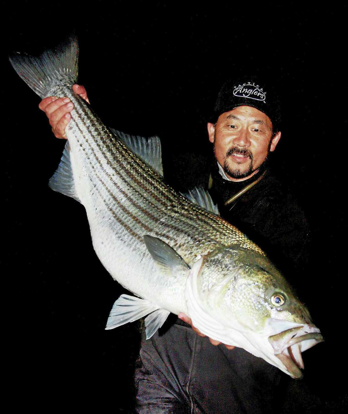 """Contributed photo For the first time, the show will feature free seminars and a booth with Alberto Knie (a/k/a """"Crazy Alberto"""") – a world-class extreme trophy game fish hunter and writer/fishing product designer who specializes in the art of Trophy Fishing and Conservation."""