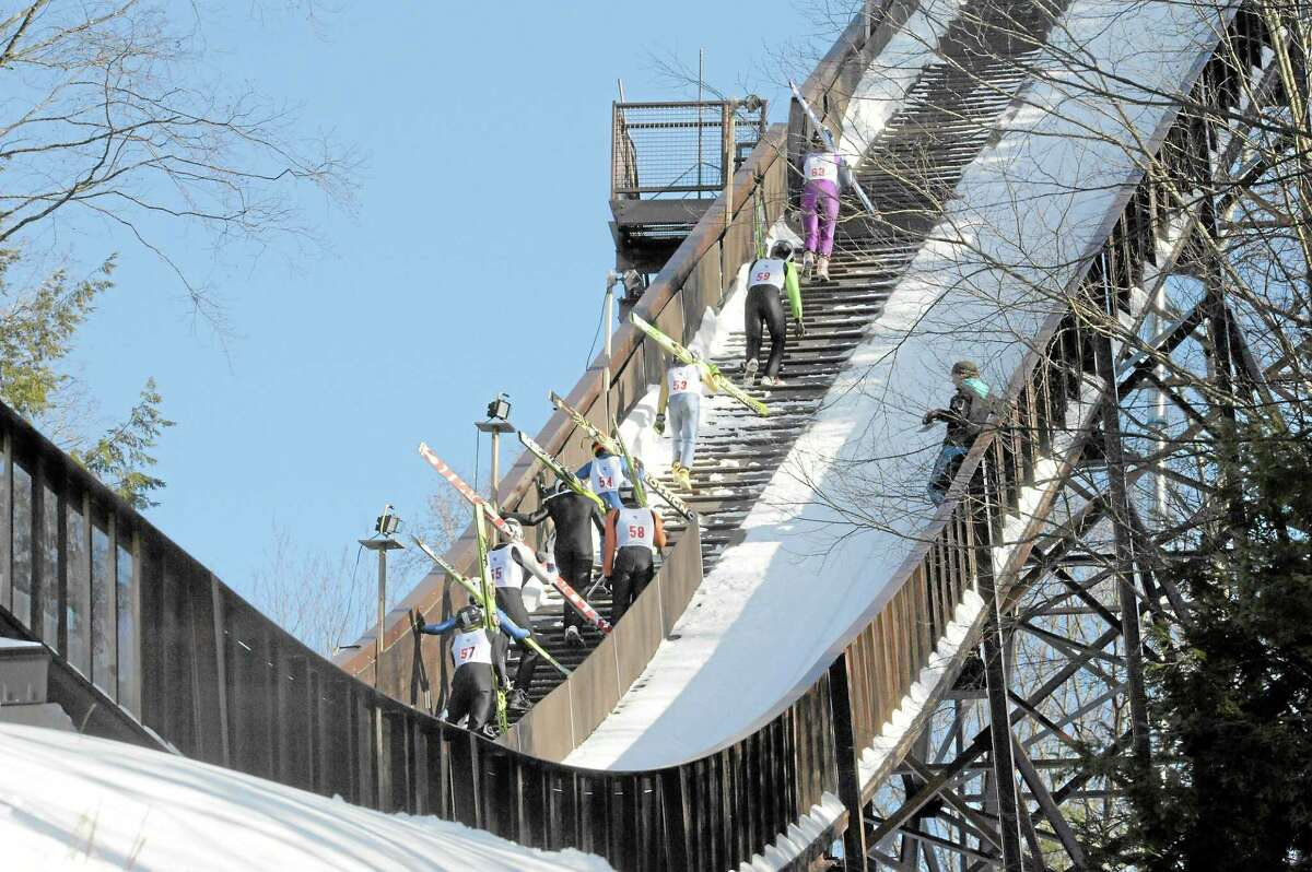 The ski jumps will take place at Satre Hill in Salisbury.