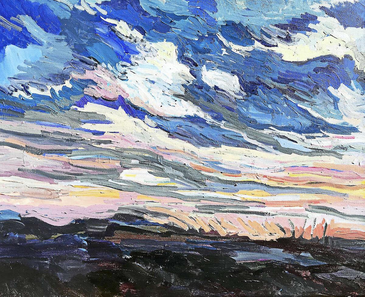 Contributed photosNight Sky, by Heather Scofield.