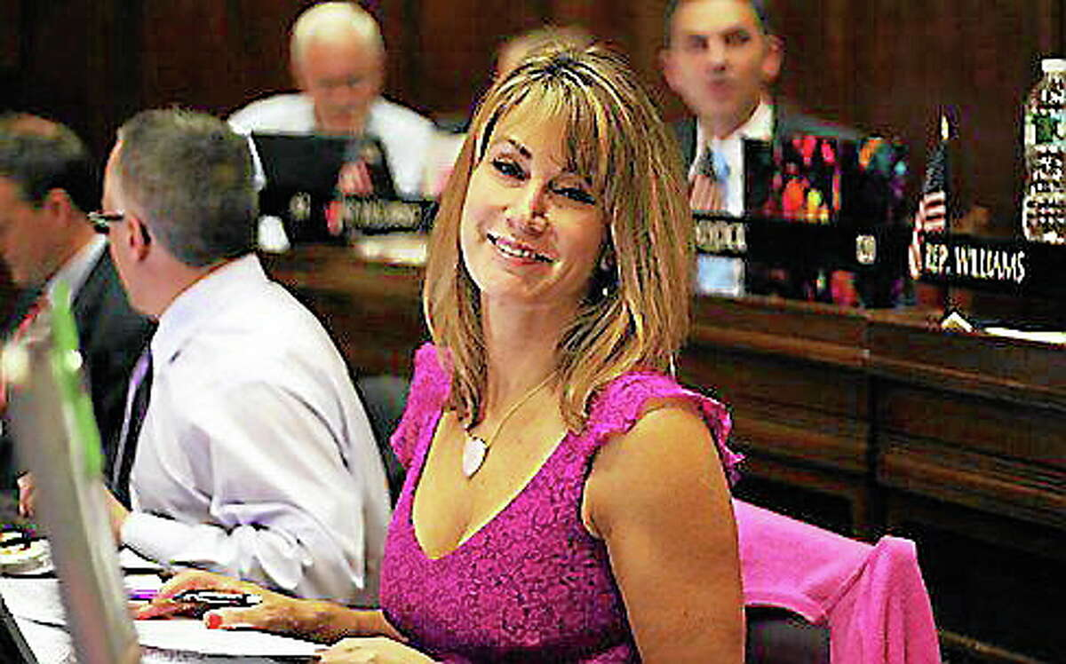 House Republican Leader Themis Klarides, R-Derby