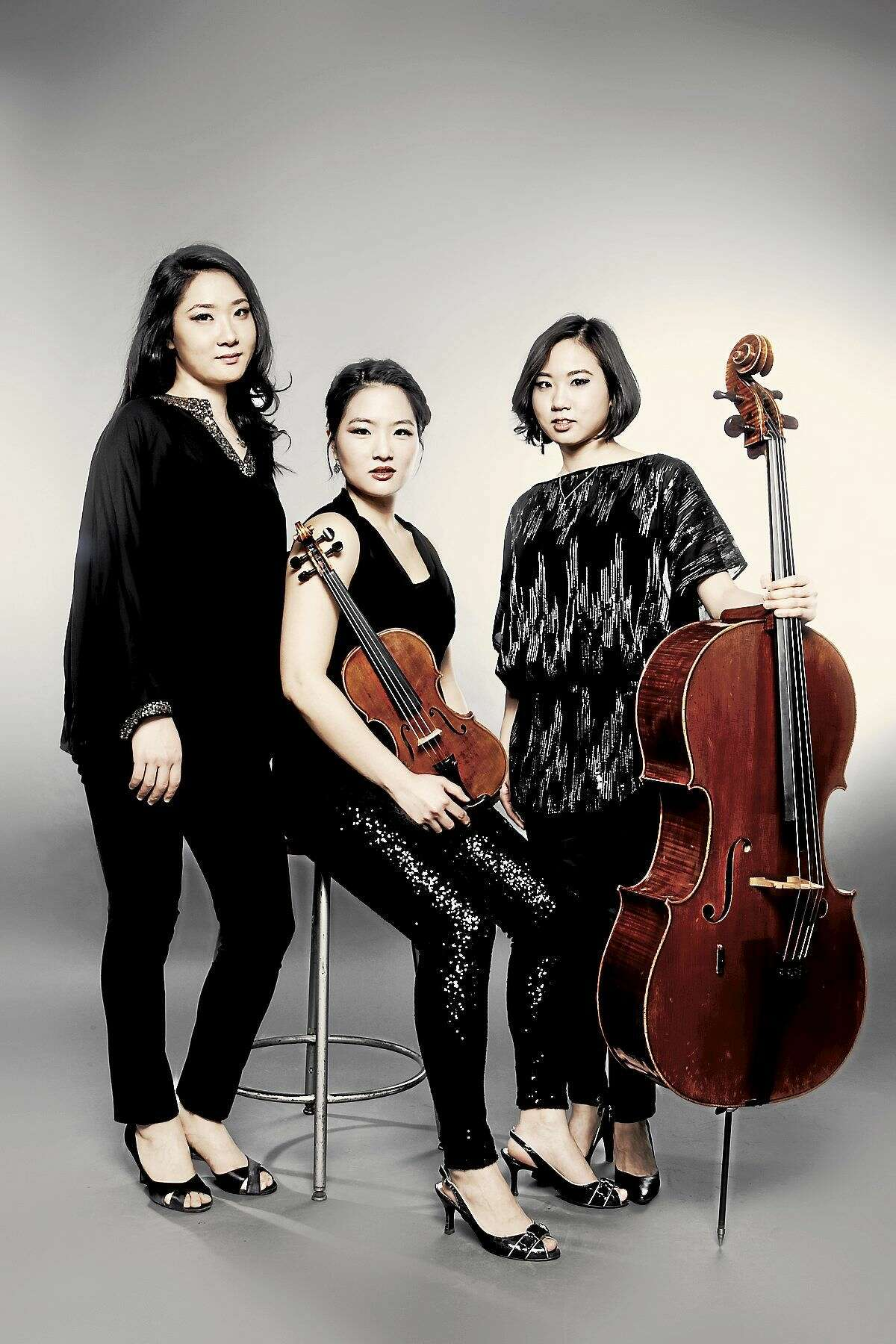 Photo by Sohyeon Jenny Eom The Allant Trio will perform in a free concert June 21 during an open house at the Norfolk Chamber Music Festival.