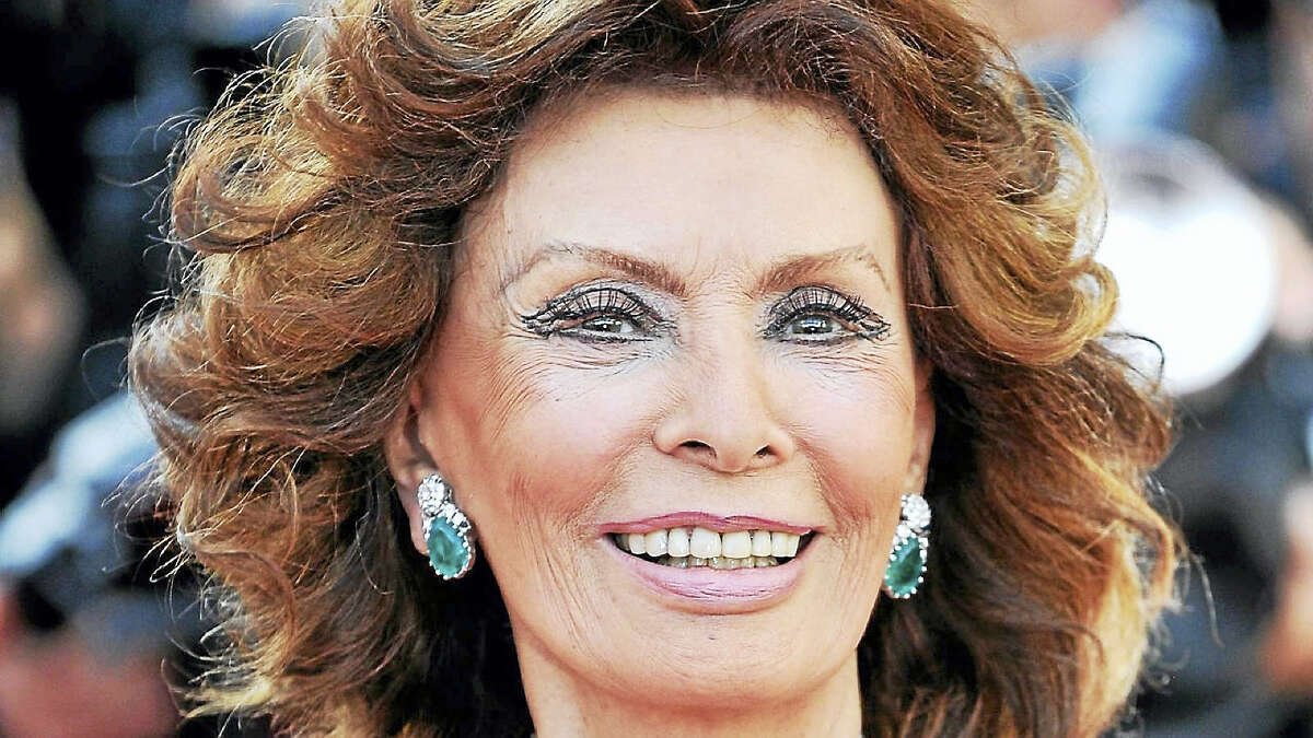 Contributed photoOscar winning actress Sophia Loren will captivate the audience with an intimate on stage conversation plus a Q&A session at the Foxwoods Resort Casino on Friday, March 18.