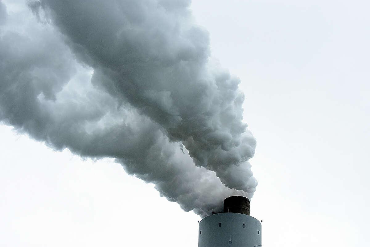 Brunner Island coal-fired power plant.