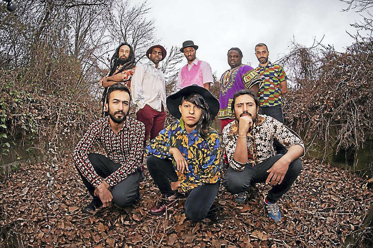 M.A.K.U Soundsystem, a New York immigrant band with routes in Colombia, will headline on the Green Saturday night.