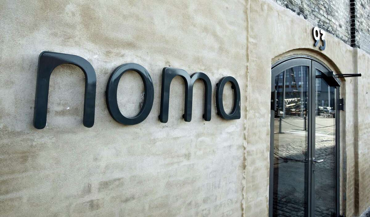 Danish restaurant Noma in Copenhagen.