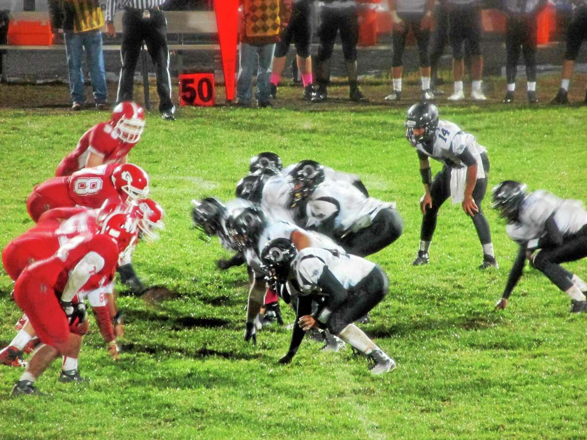 PETER WALLACE — REGISTER CITIZEN The Torrington offense was dominant again on Friday night.