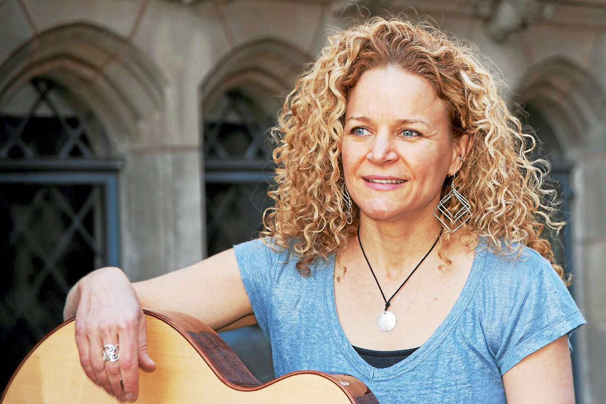 Contributed photo Singer-songwriter Lara Herscovitch will perform in the first concert of the fifth season of Ladies 'n Lyrics in Torrington.