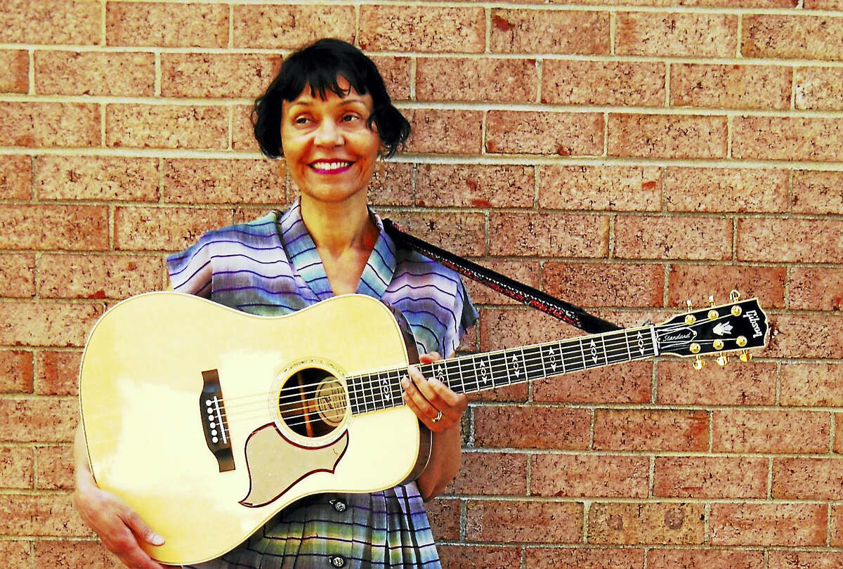 Contributed photo Singer-songwriter Thea Hopkins joins the lineup for the first concert of the fifth season of Ladies 'n Lyrics in Torrington.