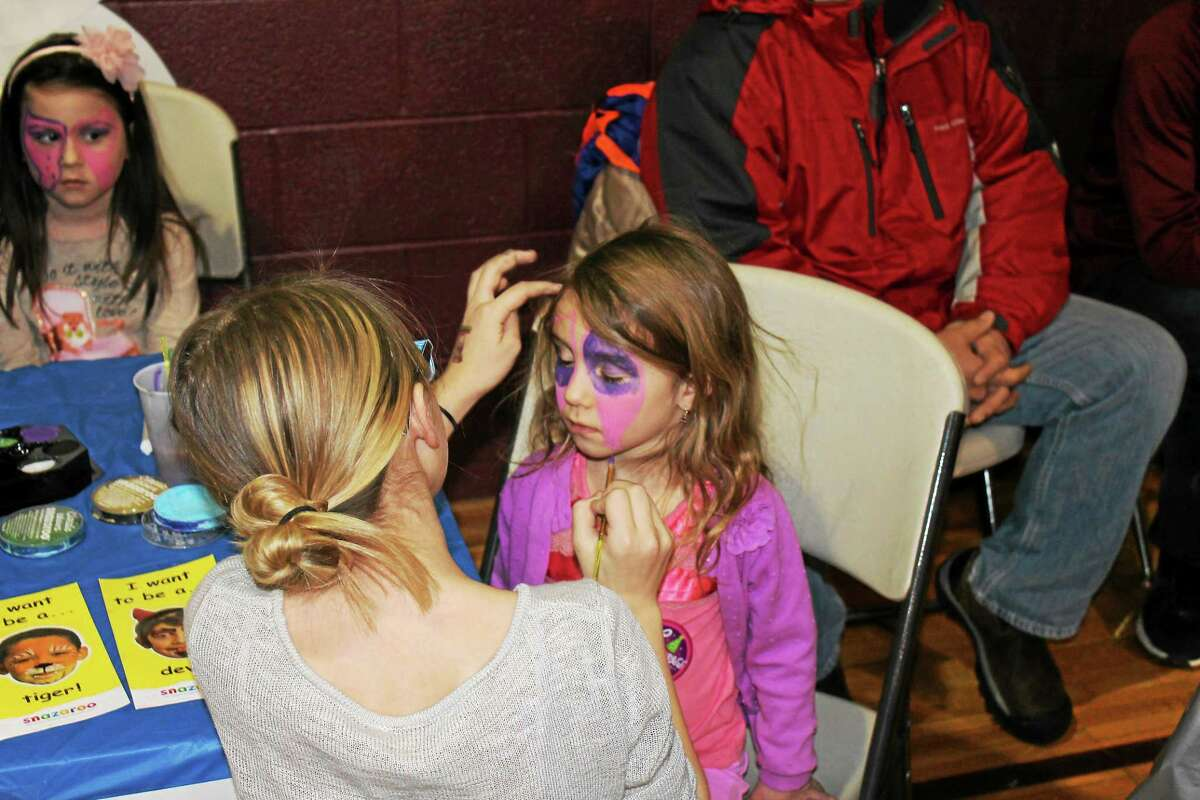 St. Peter/St. Francis School in Torrington hosted a Winter Wonderland event at the school on Saturday.