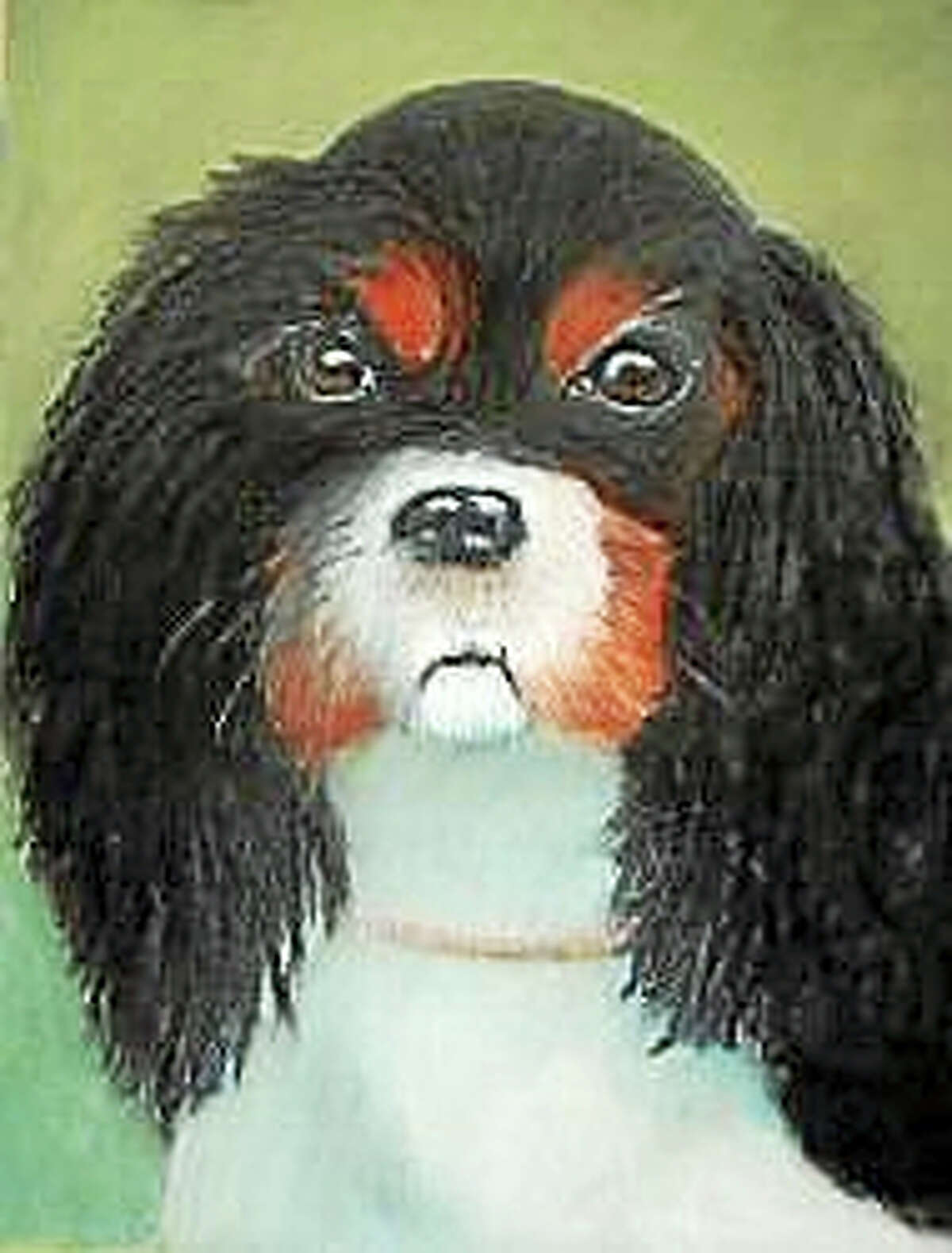 Puppy Love, by Don Clark.